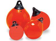 "Picture of Tuff End Buoy 12"" Orange"