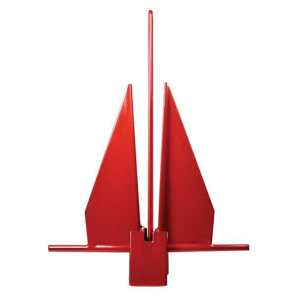 Picture of Fluke Anchor 13 lb  Red