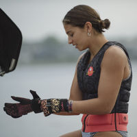 Picture of Radar Lyric Inside-Out Women's Waterski Gloves
