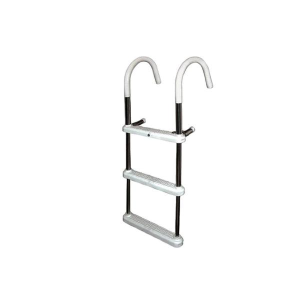 Picture of 3-Step Gunwale Hook Ladder