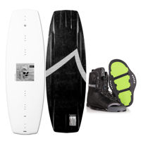 Picture of Liquid Force RDX Wakeboard w/ Transit Boots - 2021