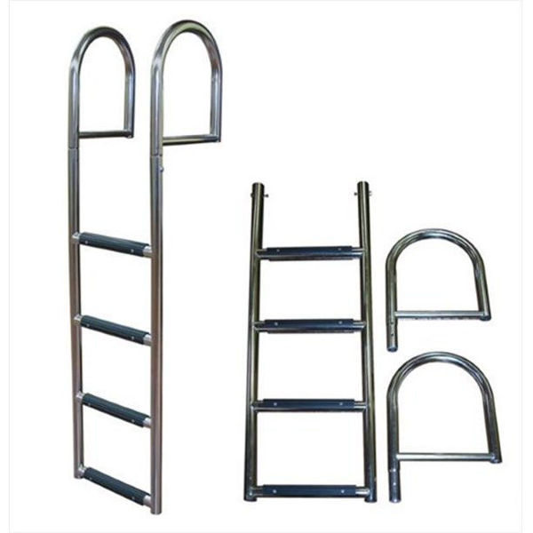 Picture of 4-Step Stainless Steel Dock Ladder