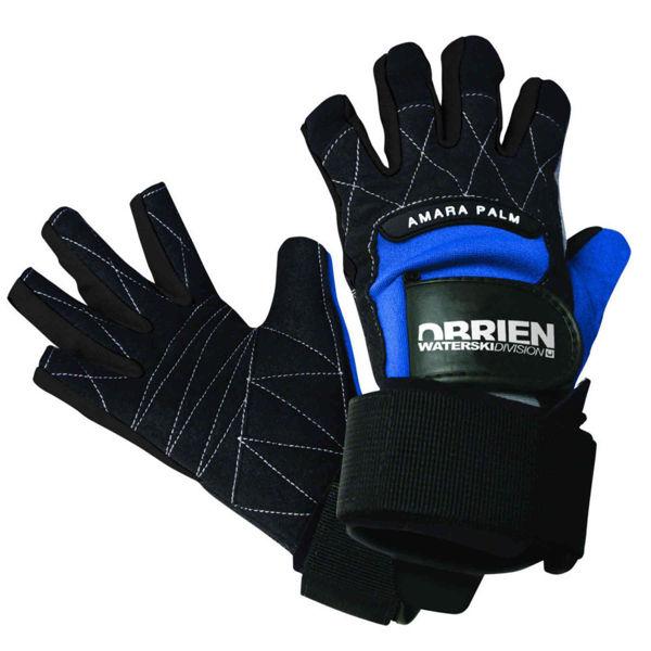 Picture of O'Brien Pro Skin 3/4 Finger Men's Gloves