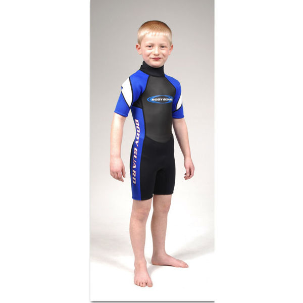 Picture of Body Guard® Junior Shorty Wetsuit