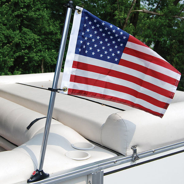 """Picture of Boat Flag Kit - 30"""""""