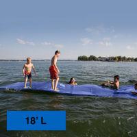"American 6'x18'x2"" UltraThik Floating Mat-1"
