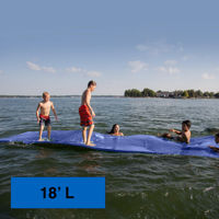 """American Made Floating Mat - 6' x 18' x 1 3/8""""-1"""