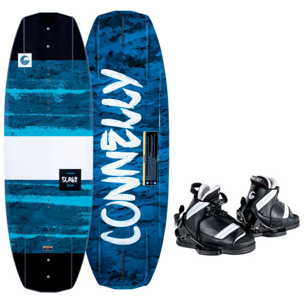 Picture of Connelly Surge Kid's Wakeboard w/Tyke Boots - 2021