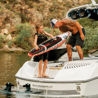 Picture of Liquid Force Gromi Kid's Wakesurfer w/ Foot Straps