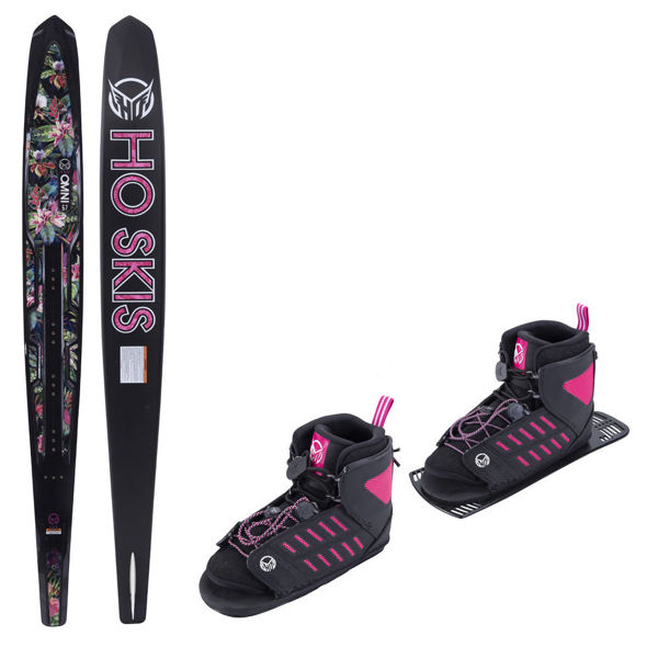 Picture of HO Women's Omni With Double Freemax Bindings- 2020
