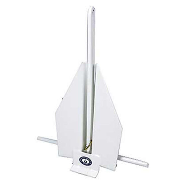 Picture of Slip Ring Anchor  6 lb  White