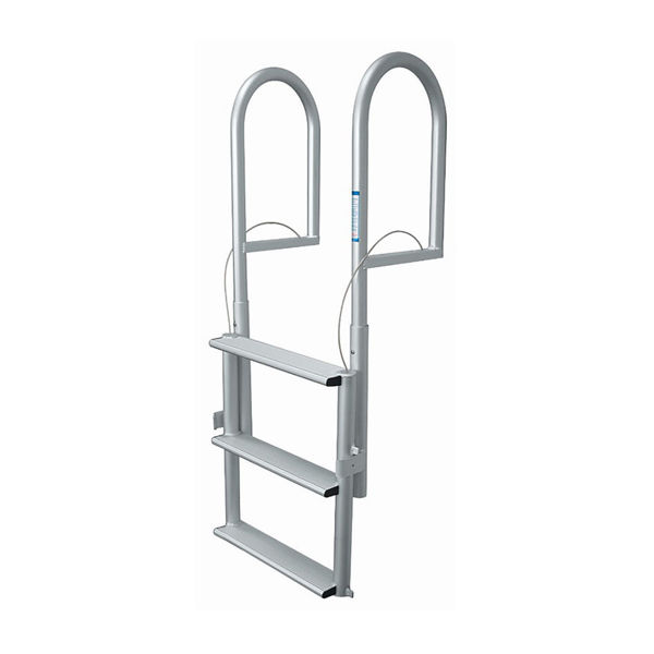 Picture of 3 Step Aluminum Lift Dock Ladder