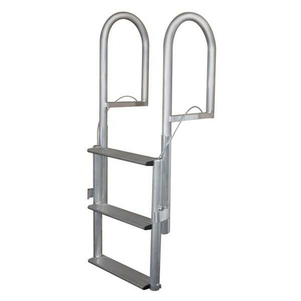 Picture of 5 Step Aluminum Lift Dock Ladder