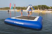 Picture of Aquaglide Supertramp Floating Trampoline - 27'