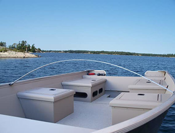 Picture of Dock Edge Support 8' Fiberglass Bow